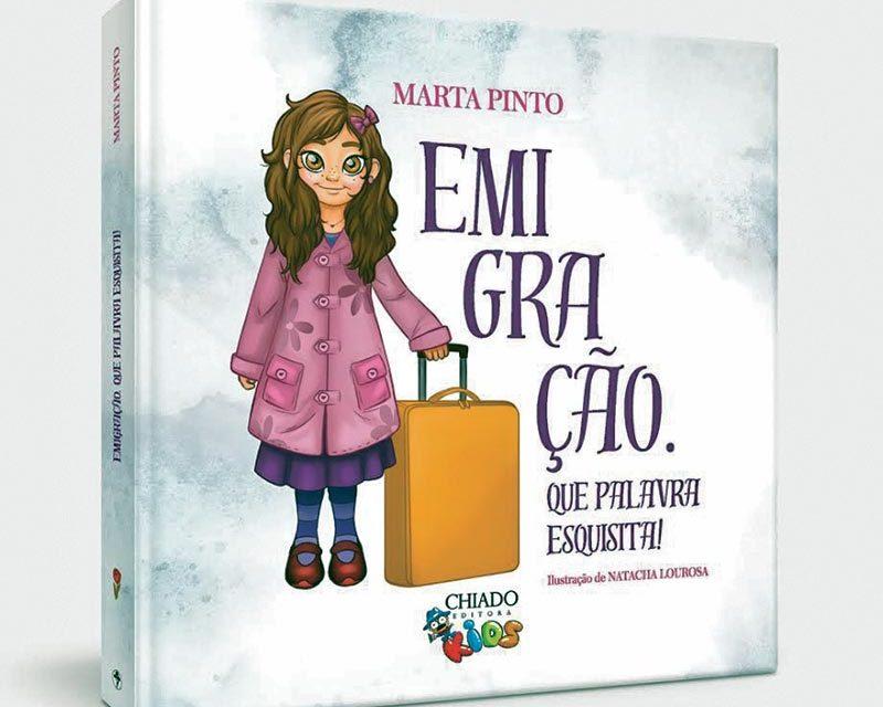 Emigração retratada em conto infantil