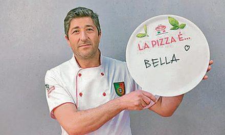 Nonna Rosa: a pizza tirsense que conquistou Itália