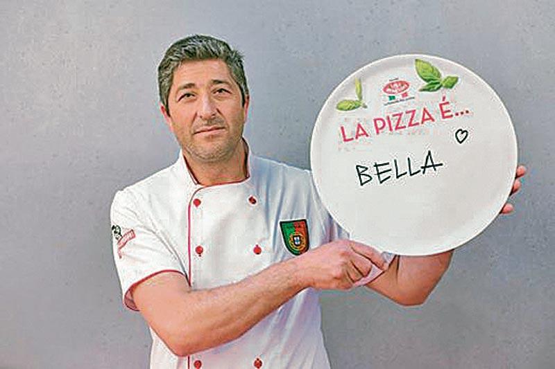 Nonna Rosa a pizza tirsense que conquistou Itália