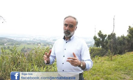 Entrevista a Jorge Gomes, presidente da União de Freguesias de Santo Tirso, Couto (Santa Cristina e S. Miguel) e Burgães