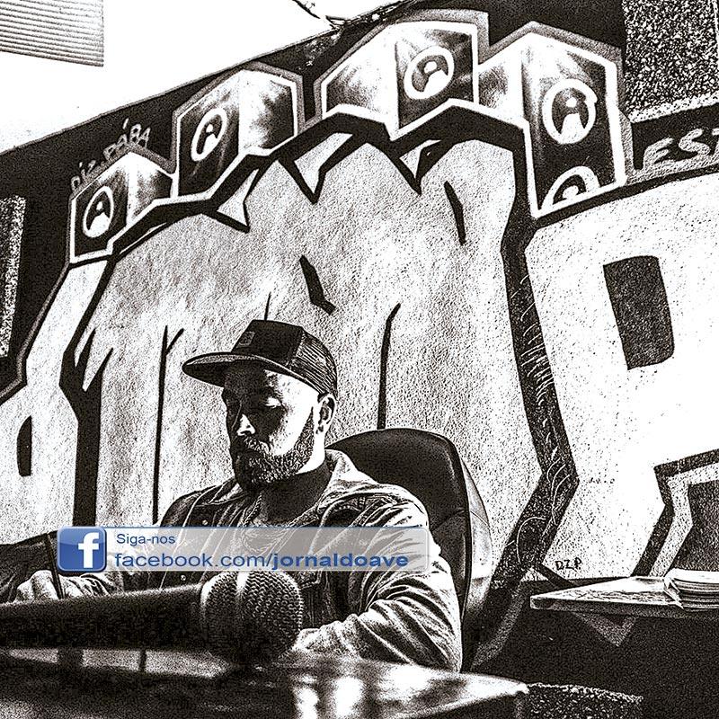 Suisso O jovem que vive ao ritmo do Hip Hop
