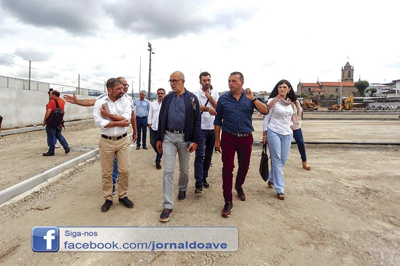 Apresentada 2.ª fase da requalificação da Avenida Manuel Dias Machado