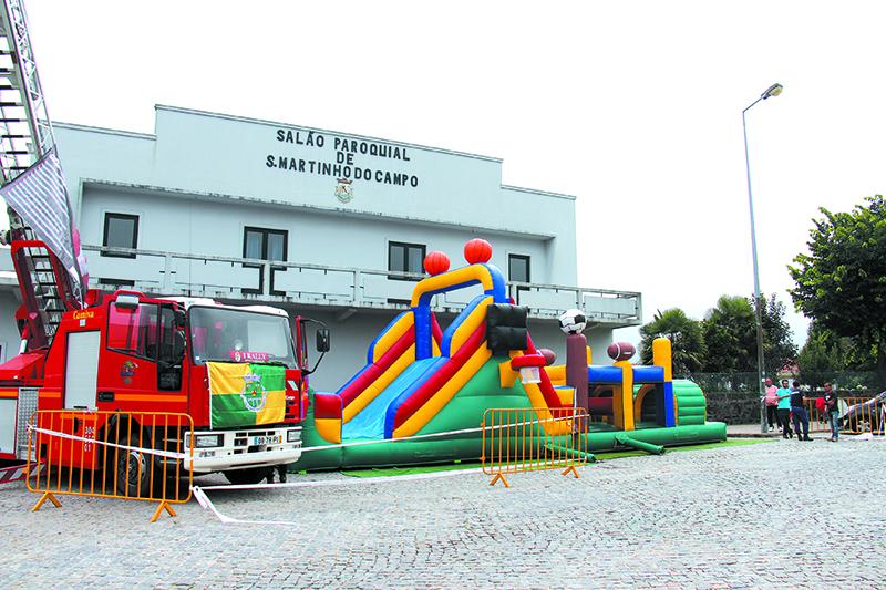 BV Santo Tirso promoveram Rally Paper