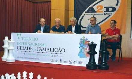 Biblioteca Municipal  recebe Torneio  Internacional de Xadrez