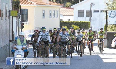 Cerca de 40 cicloturistas no Circuito Urbano Toupeira