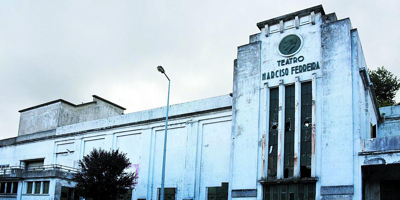 Câmara de Famalicão aprovou, esta quinta-feira, a adjudicação da obra Obras de reabilitação do Cine Teatro Narciso Ferreira arrancam na primavera