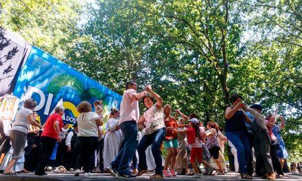 Mais de mil participaram no Dia Mundial dos Avós