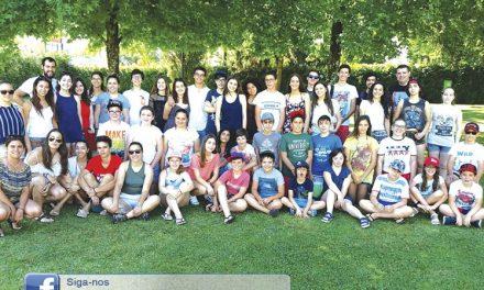 PASEC promoveu Escola de Verão  para 211 jovens