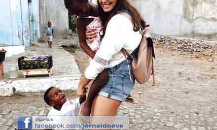 """""""Atelier dos Pikis"""": o projeto de  uma famalicense que mudou Cabo Verde"""