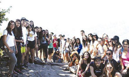 """In Group Survival  Camp"" juntou 200 jovens"