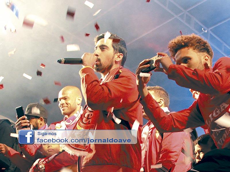 """""""Ser do Aves é diferente de ser de qualquer outro clube, é algo que se sente e respira na Vila"""""""