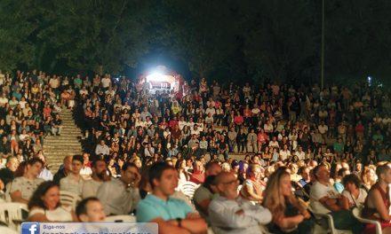 """""""Todos ao Parque""""  atraiu centenas de pessoas"""