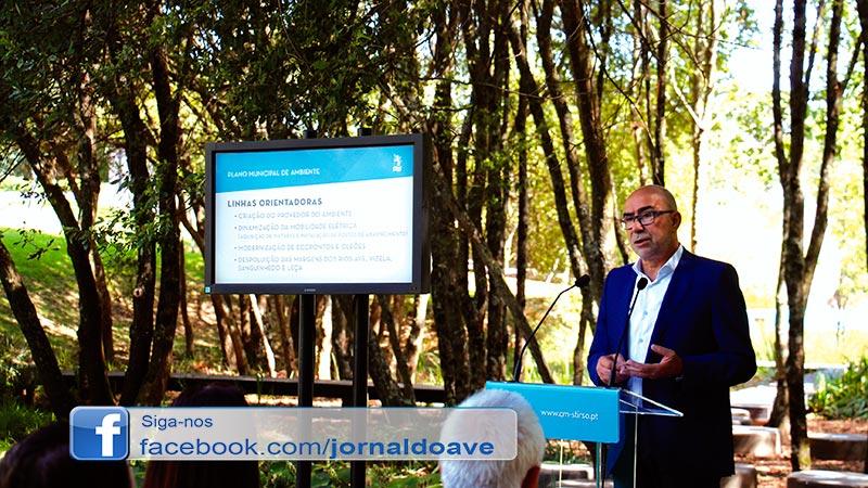 Câmara vai triplicar Parque do Ribeiro do Matadouro
