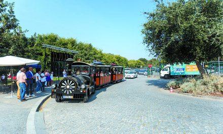Comboio Turístico vai visitar património de Santo Tirso