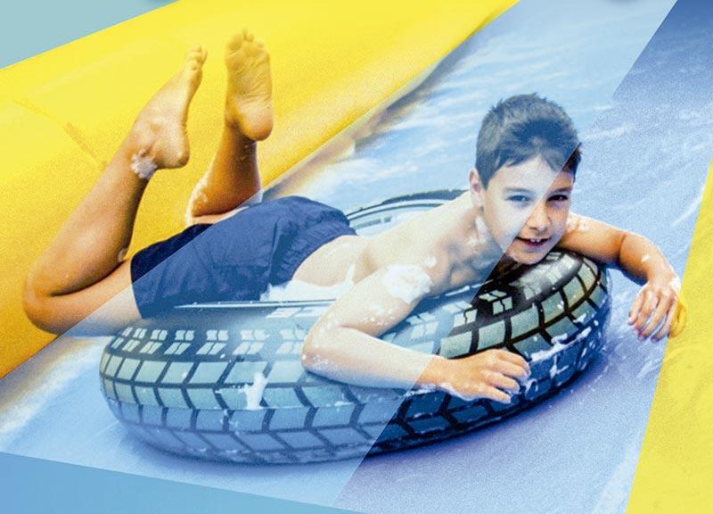 Water Slide Festival em Vila Nova de Famalicão