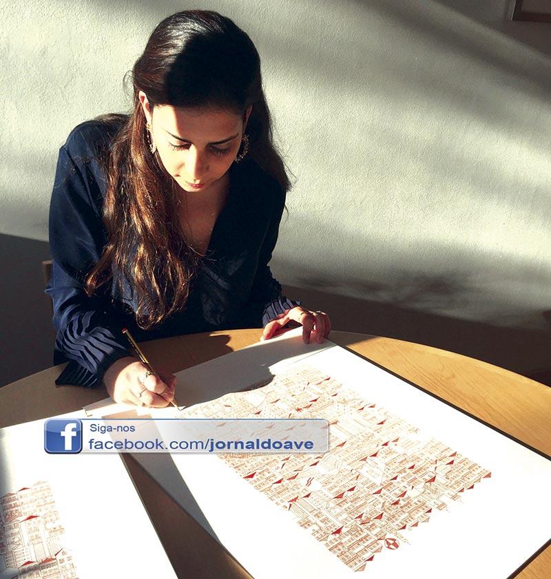 Famalicense dá a conhecer as cidades através dos desenhos