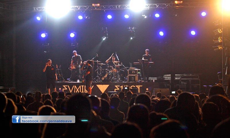 Festival Calça Ferros juntou cerca de sete mil pessoas