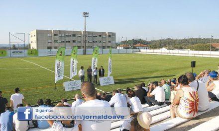 Inauguradas obras  do Complexo Desportivo de Areias