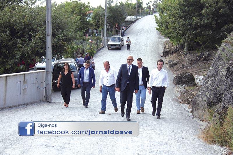 Autarquia investiu quase meio milhão em Monte Córdova