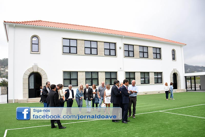 Autarquia investiu sete milhões de euros  na requalificação do parque escolar