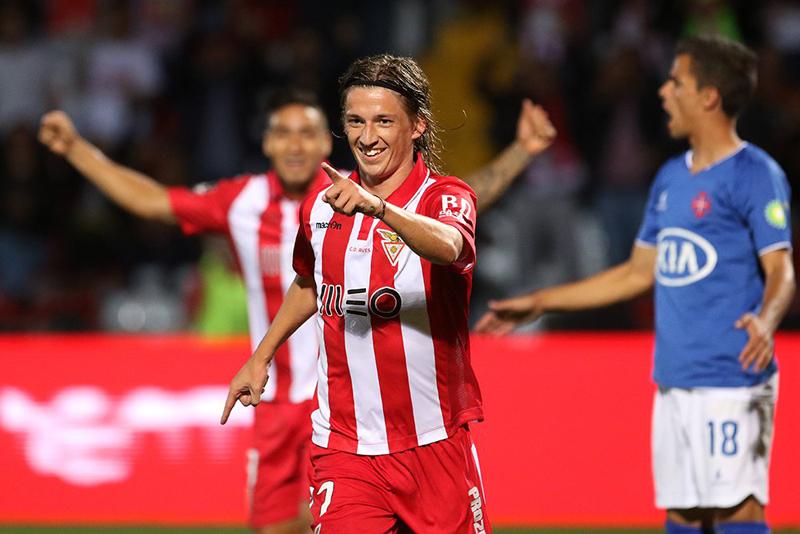 Aves consegue primeira vitória na 1.ª Liga