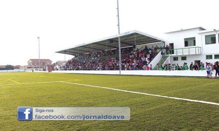 Campo do FC Vilarinho está como novo
