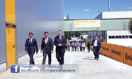 Continental admite parar investimentos por falta de acessos em Lousado
