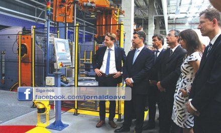 Continental inaugurou fábrica de pneus agrícolas