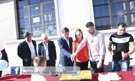 Escola de Castelões inaugurou  requalificação dos exteriores