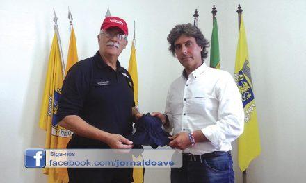 Junta de Além Rio doou máscaras aos bombeiros