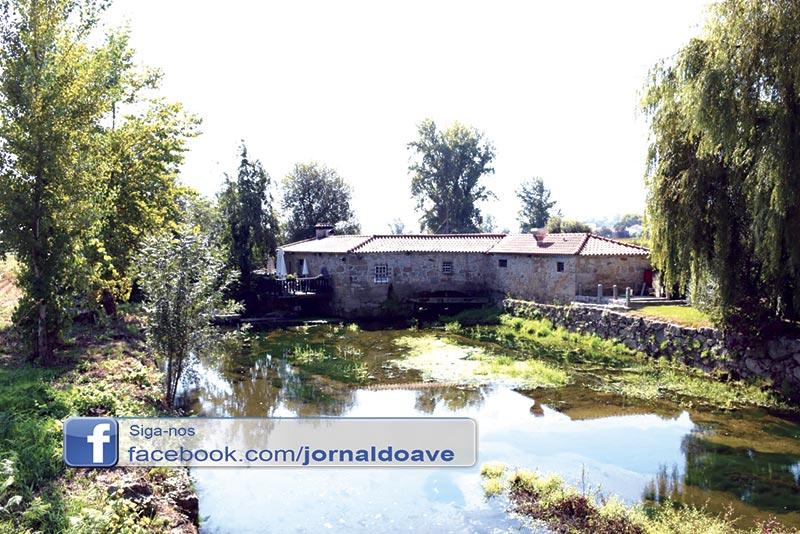 Margens dos rios Este e Guisande com percurso natural e ecológico