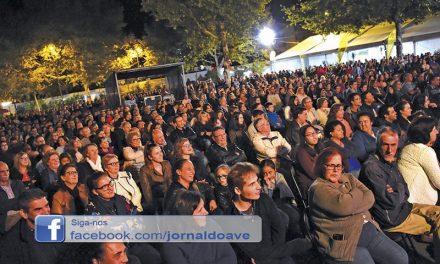 Milhares de pessoas na Festa do Associativismo e Juventude