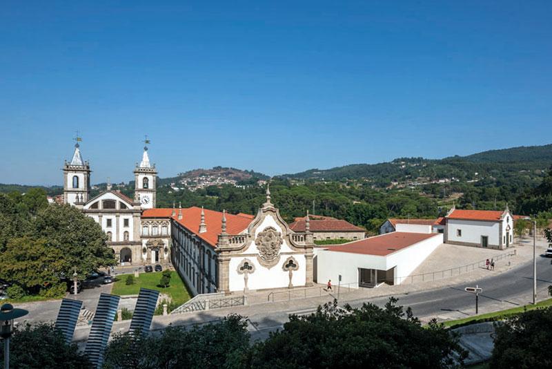 Museu Abade Pedrosa entre os finalistas de Prémio Internacional de Arquitetura