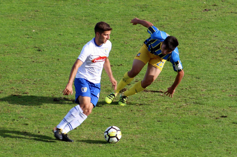 Real Massamá e Famalicão empatam 1-1