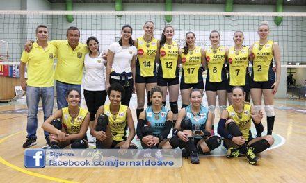 """AVC vence Torneio """"Cidade Famalicão"""""""