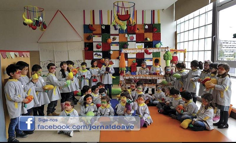 """Autarquia quer mais escolas no projeto """"Heróis da Fruta"""""""