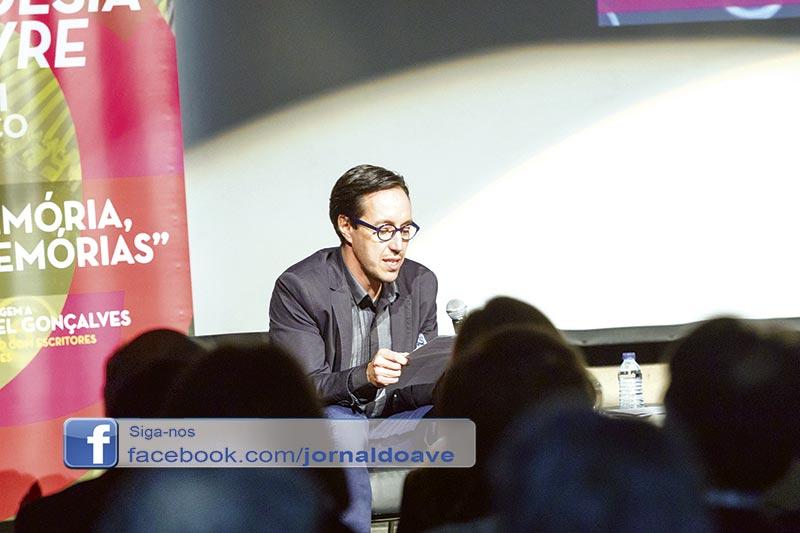 Daniel Gonçalves apresenta novo livro em Vila das Aves