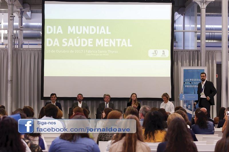 Dia Mundial da Saúde Mental  assinalado em Santo Tirso