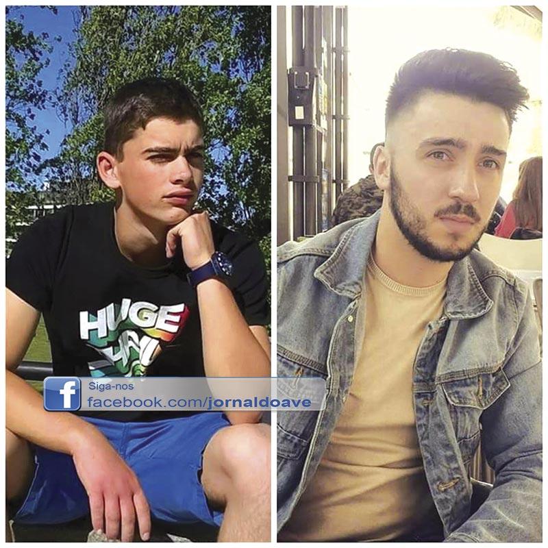 Dois jovens morrem em despiste