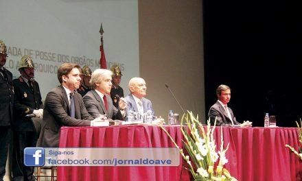 Paulo Cunha quer desenvolvimento inclusivo, inteligente e sustentável do concelho (c/vídeo)