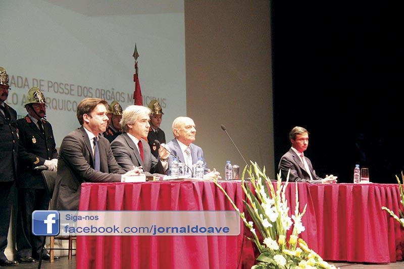 Paulo Cunha quer desenvolvimento inclusivo, inteligente e sustentável do concelho