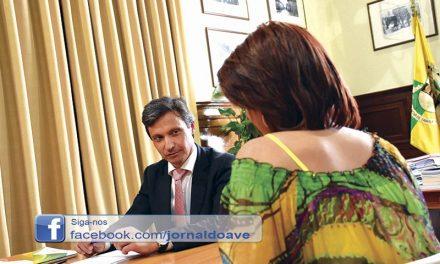 Paulo Cunha recebe munícipes às quartas-feiras