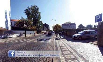 Santo Tirso tem  120 novos lugares  de estacionamento