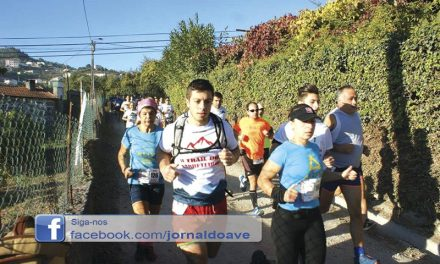 Mais de 250  no Trail dos Carreteiros