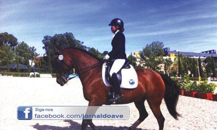 FAC em 3.º no Campeonato Nacional de Equitação