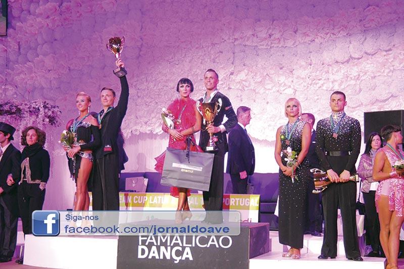 """""""214 pares nacionais e 17 internacionais"""" no Famalicão Dança"""