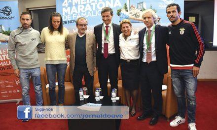 4000 pessoas esperadas na  Meia Maratona de Famalicão