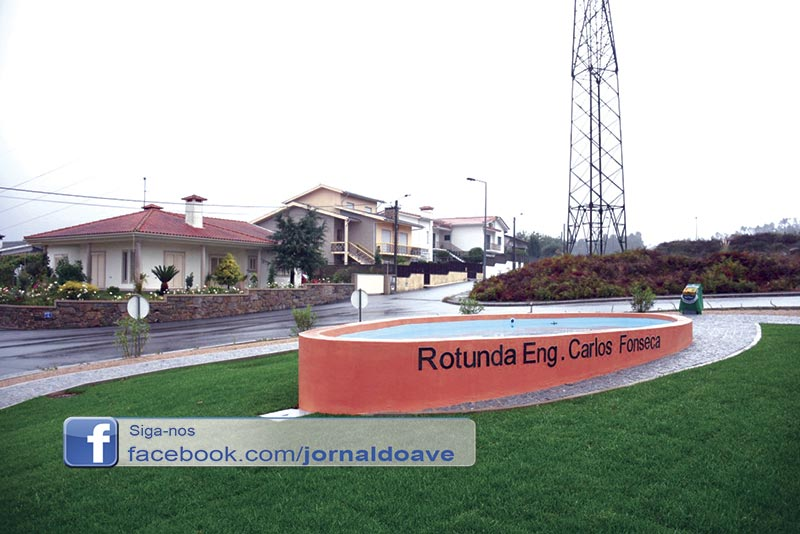 Carlos Fonseca dá nome a rotunda em Ruivães