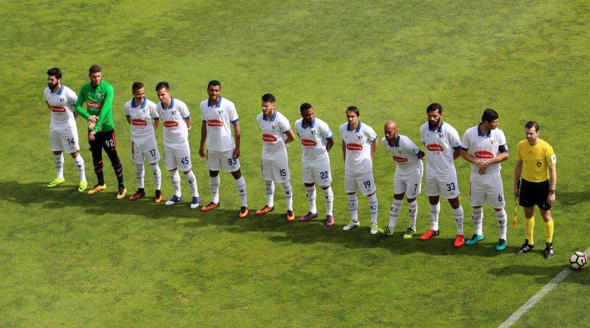 FC Famalicão com derrota caseira