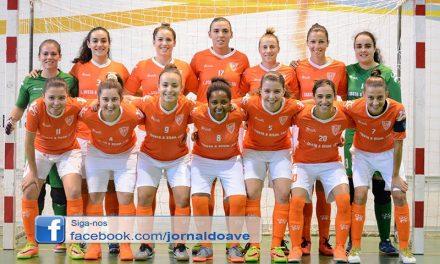 FC Vermoim sem derrotas no Campeonato Nacional